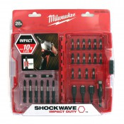 Набор бит Milwaukee Shockwave Impact Duty 28 предметов - 4932352455